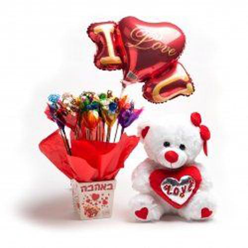 הפתעה מתוקה של אהבה