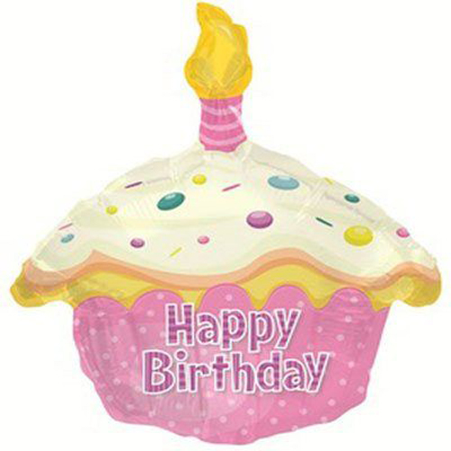 בלון מיילר עוגת יום הולדת